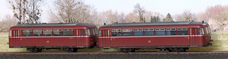Modellbahn-Seiten von Bodo Noethlich