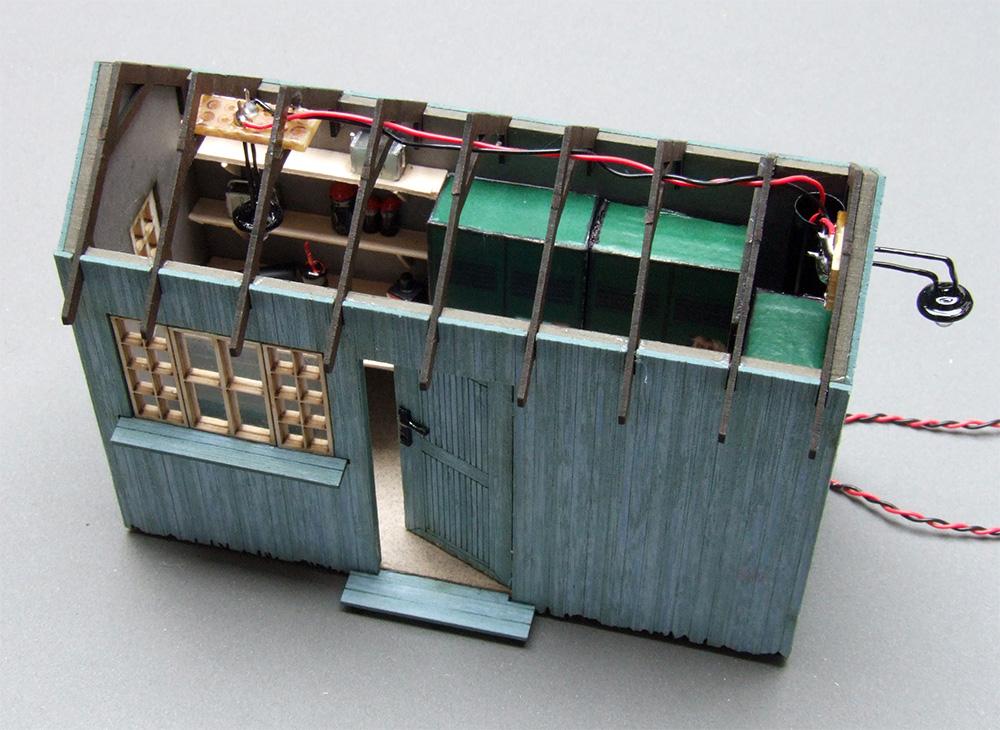 Geräteschuppen JOSWOOD Art.Nr. 70300